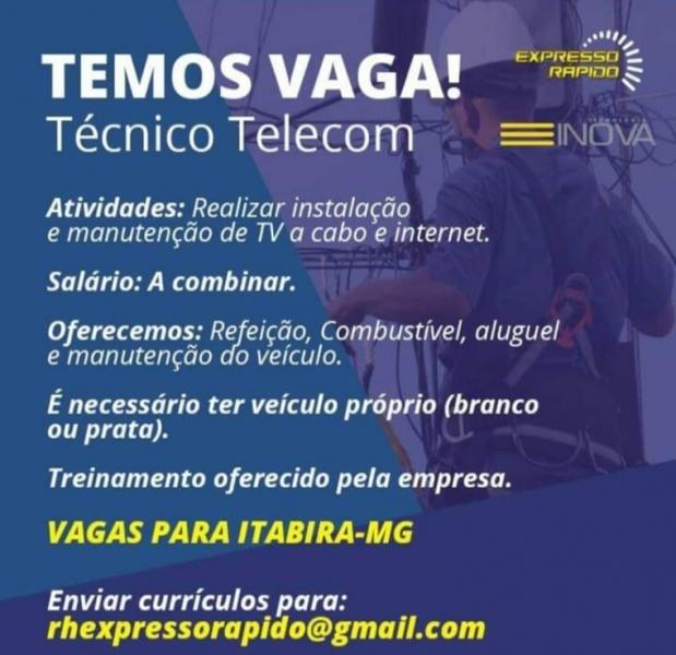 Técnico Telecom